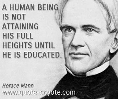 Horace Mann Quotes Amazing Pictures Horace Mann